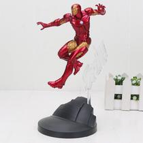 Boneco Iron man Homem de Ferro Series Action Figure Colecão 15cm - Marvel