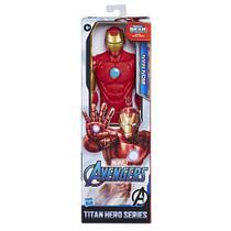 Boneco Iron Man Titan Hero Blast Gear E7879 - Hasbro -