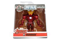 Boneco Ironman - Homem de Ferro - Metal Figures - Vingadores - Jada -