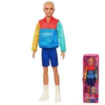 Boneco Ken Barbie Fashionista Mattel Moreno Loiro Negro Novo -