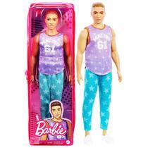 Boneco Ken Barbie Fashionistas Lançamento 2021 - Mattel