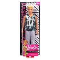 Boneco Ken Fashionista 116 - Mattel -