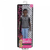 Boneco Ken Fashionista 130 - Mattel -