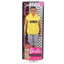 Boneco Ken Fashionista 131 - Mattel -