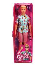 Boneco Ken Fashionista 152 - Mattel -