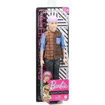 Boneco Ken Fashionista 154 Cabelo Roxo Mattel -