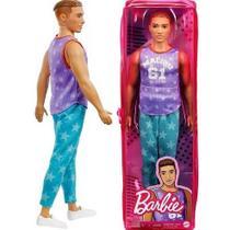 Boneco Ken Fashionista 164 - Mattel -