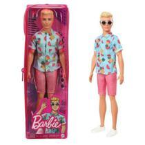 Boneco Ken Fashionista - Mattel DWK44 -