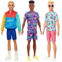 Boneco Ken Fashionista Modelo Sortido - Mattel -