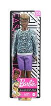 Boneco Ken Fashionista Moreno - Mattel DWK44 -