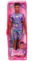 Boneco Ken Fashionista Negro 162 - Mattel -