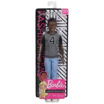 Boneco Ken Fashionistas 130 Gdv13 Mattel -