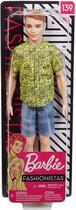 Boneco Ken Fashionistas 139 DWK44/GHW67 - Mattel -