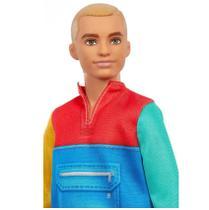Boneco Ken Fashionistas  163 - Mattel