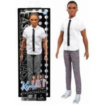 Boneco Ken Negro Cabelo Dread Namorado Da Barbie - Mattel -