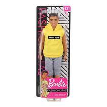 Boneco Ken New York Fashionista 131 Mattel -