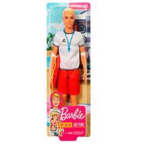 Boneco ken profissões salva vidas fxp04 - Mattel