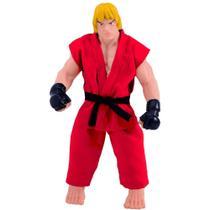 Boneco Ken Street Fighter Capcom Original 30cm - Angel Toys -