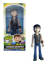 Boneco Kevin 30cm - Figura Gigante Articulada - Ben 10 Sunny - Playmates Toys