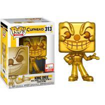 Boneco King Dice 313 Cuphead - Funko Pop -