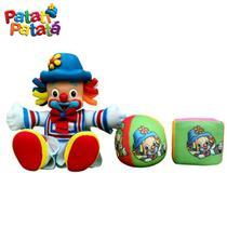 Boneco Kit Baby Patati Patatá - Patati - Multibrink -
