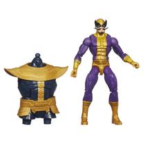 Boneco Legends Séries Marvel Hasbro - Batroc - Avengers - marvel