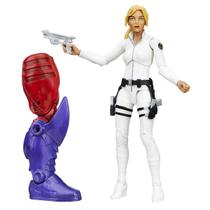 Boneco Legends Séries Marvel Hasbro - Sharon Carter - Capitão américa - marvel