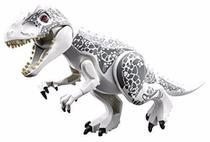 Boneco Lego Dinossauros Jurassic World Park Indominus Rex -