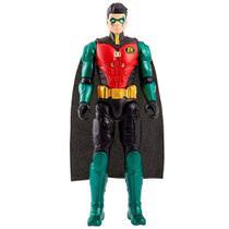 Boneco Liga da Justiça - Robin - Mattel