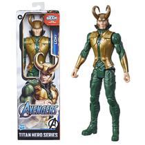 Boneco Loki - Marvel Avengers Hero Series - 30 cm - Hasbro -