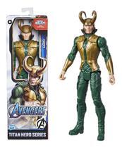 Boneco Loki Titan Hero Blast Gear E7874 - Hasbro -