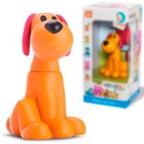 Boneco Loula Pocoyo em Vinil Cardoso toys -