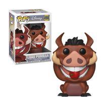 Boneco Luau Pumbaa 498 Disney O Rei Leão - Funko Pop! -