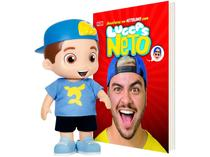 Boneco Luccas Neto 27cm - Rosita + As Aventuras na Netoland com Luccas Neto