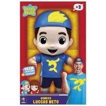 Boneco Luccas Neto Gigante Mimo 1000 -
