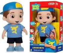 Boneco Luccas Neto - Rosita - Fala 14 Frases - Lucas Neto