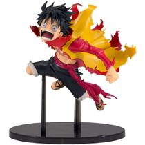 Boneco Luffy World Figure - One Piece - Banpresto - Bandai banpresto