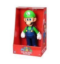 Boneco Luigi - Super Mario Bros Grande Kart 64 Original - Nintendo
