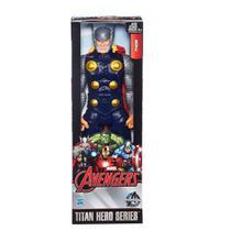 Boneco Marvel Avengers - Titan Hero Series - 30 cm - Thor - Hasbro -
