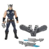 Boneco marvel figura olympus thor - hasbro e7695 - Marvel Total