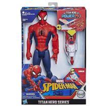 Boneco Marvel Homem Aranha Power Fx E3552 - Hasbro -