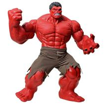 Boneco Marvel Hulk Red Gigante Premium - Mimo - Mimo style