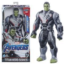 Boneco Marvel Hulk Verde Vingadores Articulado Hasbro Original Avengers Ultimato 30CM -