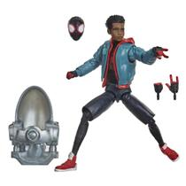 Boneco Marvel Legends BAF Stilt-Man : Miles Morales - F0253 - Hasbro -