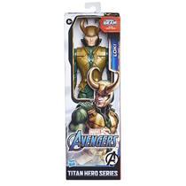 Boneco Marvel Loki Titan Hero Series Blast Gear Hasbro E7874 -