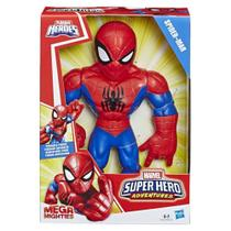 Boneco Marvel Super Hero Adventures Spider Man E4147/E4132 - Hasbro