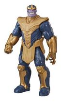 Boneco Marvel Thanos Titan Hero Blast Gear Da Hasbro E7381 - Brinquedos