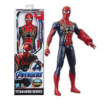 Boneco Marvel Vingadores Homem Aranha Power FX Hasbro E3308 -