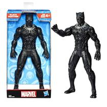 Boneco Marvel Vingadores Pantera Negra - Hasbro E5581 - Black Panther Avengers -