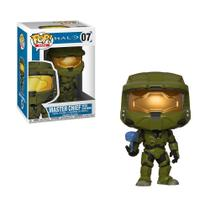 Boneco Master Chief (w/ Cortana) 07 Halo - Funko Pop! -
